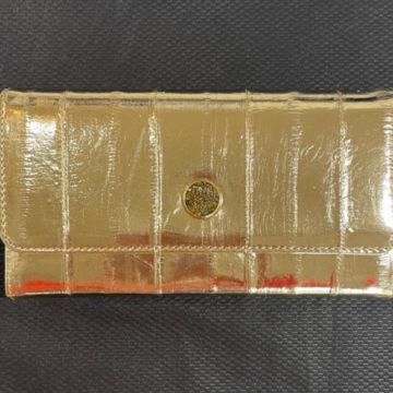 「隕石入り★鰻革財布」の予約販売をオンラインショップで開始しました!