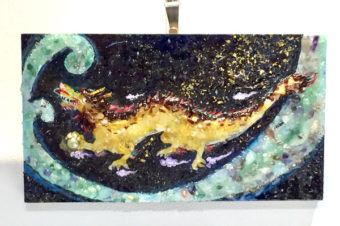 nabe*sunの隕石アートって、どんなもの?
