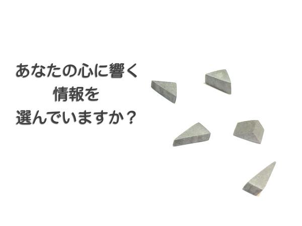 数ある隕石情報、何を信じたらいいの?